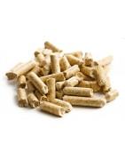 Recuperadores de calor a pellets / Fogões de sala a pellets